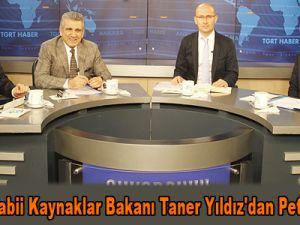 Enerji Ve Tabii Kaynaklar Bakanı Taner Yıldız'dan Petrol Müjdesi