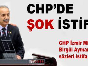CHP'li milletvekili Salih Fırat istifa etti