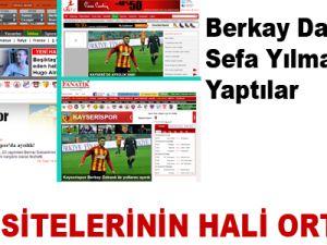 SPOR SİTELERİNİN HALİ ORTADA !
