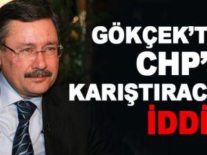 CHP Nin Belasi Gokcek