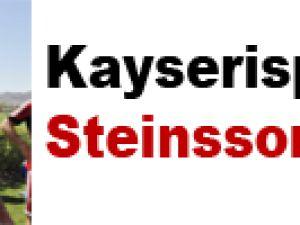 KAYSERİSPOR'DA STEİNSSON 6 HAFTA SAHALARDA YOK