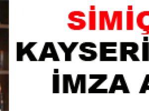 SİMİÇ KAYSERİPOR'A İMZA ATTI