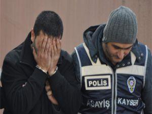 Kayseri'de Akü Mazot  Hırsızlığı yapan 6 kişilik şebeke yakalandı