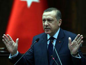 Başbakan Erdoğan Kürdistan sözünü eleştiren MHP ve CHP'yi eleştirdi