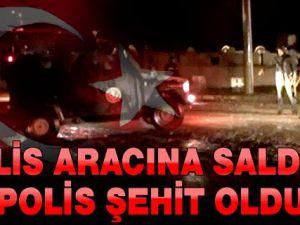 Mardin'de Polis Cengiz Emgizek Şehit Oldu!..