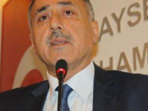 KTO Başkanı Mehmet Asaf Mehmetbeyoğlu Seçim Açıklamalarında Bulundu