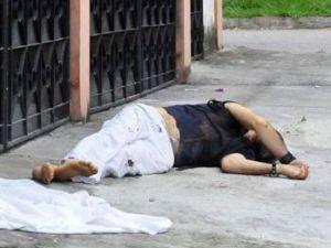 Genç Türk işadamına kanlı infaz!
