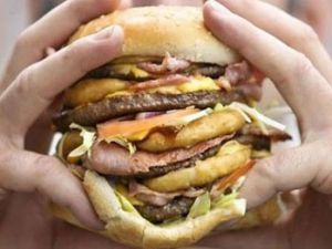 Hamburgerde at eti skandalı