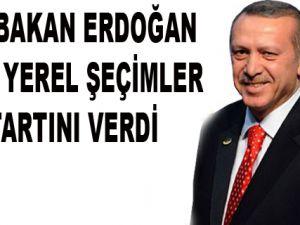 Başbakan Erdoğan Genişletilmiş İl Başkanları Toplantısı Konuşması