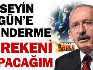 Kemal Kılıçdaroğlu'ndan Hüseyin Aygün Açıklaması