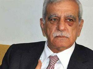 Ahmet Türk PKK'LI suikastın adresini gösterdi