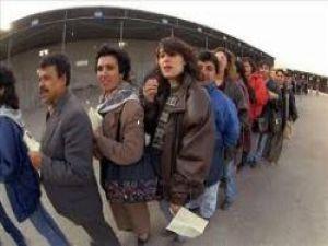 Ekim 2012 işsizlik rakamları açıklandı