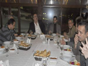 """BAŞKAN METE EKE AKP 2012'DE VATANDAŞA HİÇ BİRŞEY KAZANDIRMADI"""