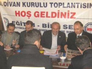 Eğitim-Bir-Sen Genel Başkan Vekili Ahmet Özer Açıkladı: