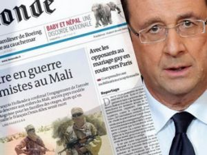 Erdoğan'ın çıkışı Fransız basınında