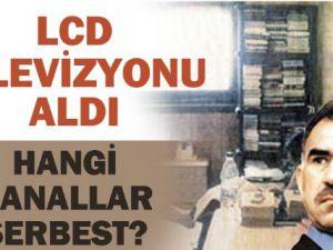 Abdullah Öcalan'ın İzleyeceği Kanallar Belli Oldu