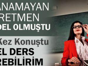 Atanamayan öğretmen Pınar Yılmaz'dan açıklama