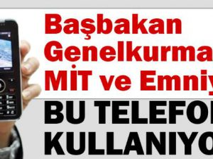 Türk Yapımı Dinlenmeyen Telefon TÜBİTAK'tan