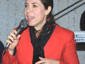 Pelin Gündeş Bakır Talaslı Kadınlara Birlik Beraberlik Toplantısı Yaptı