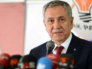 Arınç: AK Parti'ye ve Sayın Erdoğan'a Zarar Vermem Kendimi Feda Ederim!..