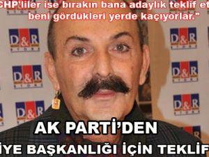 Cemil İpekçi: AK Parti'den teklif aldım