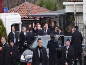 Başbakan Erdoğan, Rıdvan Dilmen ile yemek yedi!..