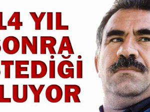 Başbakan'dan Abdullah Öcalan'a Televizyon