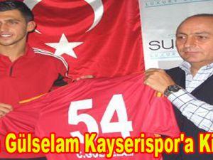 Ceyhun Gülselam Kayserispor'a Kiralandı