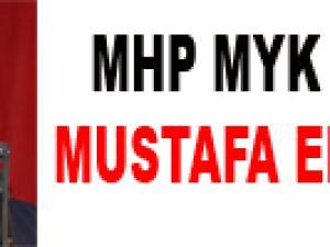 MHP MYK ÜYESİ MUSTAFA ERASLAN: