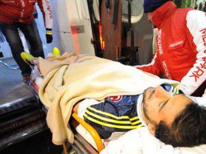 Son Dakika Mehmet Topal hastaneye kaldırıldı
