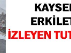 KAYSERİ'Yİ ERKİLET'TEN İZLEYEN TUTKUNLAR