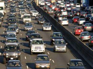 İşte trafikteki araç sayısı!