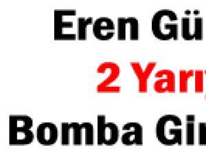 Eren Güngör 2 Yarıya Bomba Gireceğiz