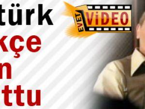 TRT 1 Yol Ayrımı Dizisinde Türkçe Ezan Video
