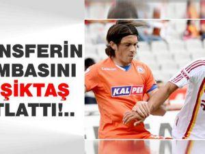 Beşiktaş, Gökhan Süzen'i Transfer Etti!..
