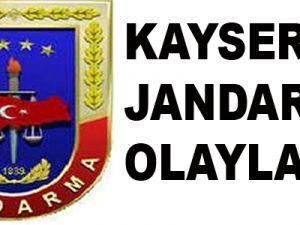 KAYSERİ JANDARMA OLAYLARI