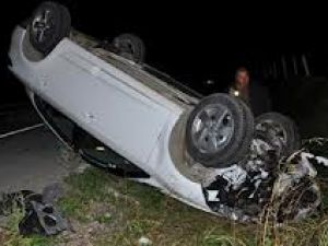 Yahayalı'da 16 Yaşındaki Sürücü Kaza Yaptı: 1 Ölü, 5 Yaralı