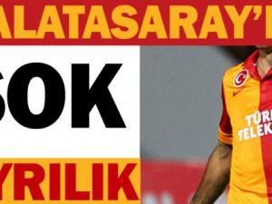 Galatasaray da Şok Ayrılık