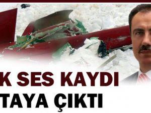 Muhsin Yazıcıoğlu Kazasında Ses Kaydı Ortaya Çıktı