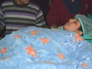 Kayseri'de Yeni Yılın İlk Bebeği Erkek Oldu