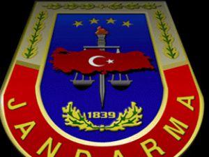 KAYSERİ'DE 7 DEFİNE AVCISI'NA JANDARMA BASKINI