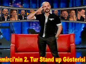 Atalay Demirci'nin 2. tur stand up gösterisi büyüledi