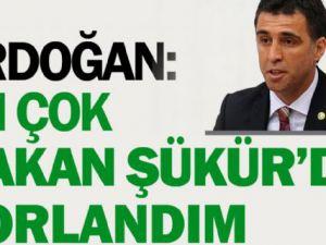 Bursaspor'lu Ömer Erdoğan: ' Beni En Çok Hakan Şükür Zorladı'