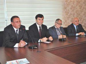 AK Parti İlçe Danışma Toplantıları Tamamlandı