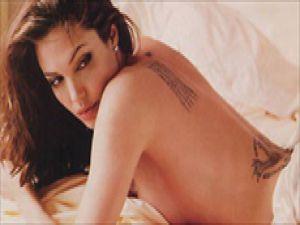 Angelina Jolie'nin de porno kaseti ortaya çıktı