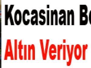 ATIK PİLLER ALTINA DÖNÜŞTÜ
