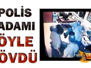 Polisten Vatandaşa Karakolda Öldüresiye Dayak