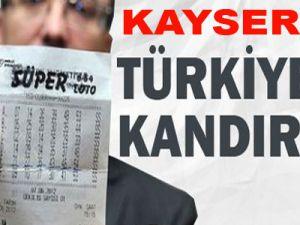 KAYSERİ'Lİ SÜPER LOTO TALİHLİSİ  ORTAYA ÇIKTI TÜRKİYE'Yİ KANDIRDI-VİDEO