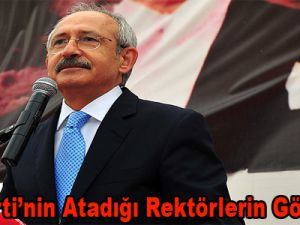 """""""AK Parti'nin Atadığı Rektörlerin Görüşleri"""""""