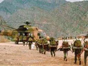 Hakkari'de mayın patladı 3 asker yaralı